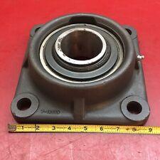 fafnir RCJO 2-11/16 four bolt flange bearing