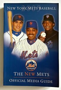 New York Mets Official Media Guide 2005 MLB