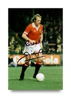 Jimmy Greenhoff Signed 6x4 Photo Manchester United City England Autograph + COA