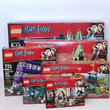 Rare HARRY POTTER LEGO Lot Hogwarts Castle 4842 4867 4737 4866 4736 4865_SEALED