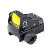 For Docter Sight III Mini Tactical Auto Brightness 3.25 MOA Red Dot Reflex Sight