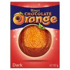 4 x Terry's Dark Chocolate Orange 157g Halloween Easter Christmas Gift Present