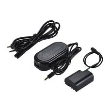 AC Power Supply Dummy Battery Adapter Camera Charger for Panasonic DMC-GH5 T6X6