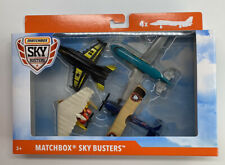 Matchbox Sky Busters 4 Pack Diecast Planes
