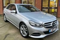 2013 Mercedes E220 CDI Saloon - Excellent Spec - FSH - Memory seats / Keyless go