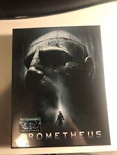 PROMETHEUS [3D + 2D] Blu-ray WEA STEELBOOK [FILMARENA] Full Slip. FS  XL READ