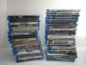 You Pick Brand New Blu-ray Movies From Lot *Free Ship* Volume Pricing Save $$$