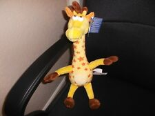 """SOLD OUT! - NEW with tags - Toys R Us Exclusive Geoffrey Giraffe 17"""" Plush"""