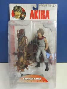 AKIRA TETSUO action figure mcfarlane toys 3d animation complete boxed 4255
