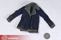 1/6 Lambskin jacket sherpa Coat Suit Toy 12'' TBLeague Figure Clothes Model