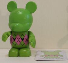 "Walt Disney Vinylmation ""Argyle"" Urban Series #5 by Susan Foy with card"