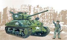 ITALERI 225 - 1/35 US KAMPFPANZER SHERMAN M4A1 - NEU