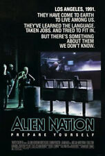 Alien Nation (1988) original movie poster - single-sided - rolled