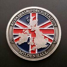 More details for usaf 100th arw & 352nd sog mc-130 & kc-135 raf mildenhall challenge coin