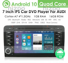 """For Audi A3/S3/RS3 7"""" Android 9.0 4-Core Car GPS Navi DVD Player Radio Stereo"""