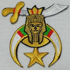 Shriners Iron on Patch
