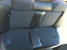 04 Dodge Neon SRT-4 rear seat