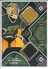 TOBIAS STEPHAN 2007-08 SPx Dual Jersey Rookie Card RC x/1599 #188