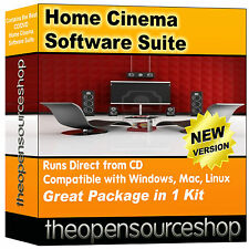 Media Streaming Software Pack - The Best Multimedia Player & Home Cinema For PC