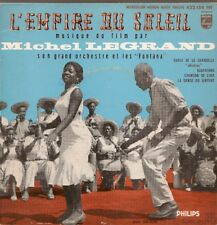 EP BOF-L'EMPIRE DU SOLEIL / CHANSON LIMA-MICHEL LEGRAND
