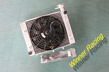 Aluminum Alloy Radiator&Fan CAN-AM/CANAM OUTLANDER MAX/STD 330/400 2003-2005 04