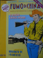 Fumo Di China n°24 - Tex ricordando Aurelio Galeppini -   [g124]