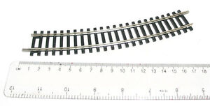 Hornby R606 Second Radius Curve Track Pieces Standard Single OO Gauge 1:76 Scale