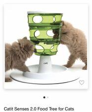 Catit Senses 2.0 Food Tree NEW IN BOX