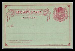 GP GOLDPATH: CHILE POSTAL CARD MINT _CV712_P16