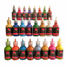 Fabric paint 3D premium quality 24 Vibrant Colors by Crafts 4 ALL