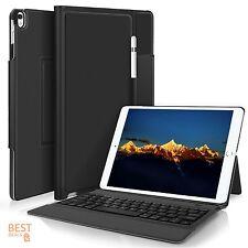 iPad Pro 10.5 Apple Protective Case Bluetooth Keyboard Smart Cover Bundle Black