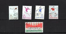 China Taiwan COMPLETE SET OF  USED STAMPS -  SPORTS  LOT (CHINA 93)