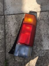 Mazda bongo  Rear Drivers Light