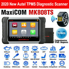 Autel MK808TS OBDII Full-System Diagnostic Scanner WiFi Bluetooth TPMS Program
