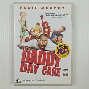 Daddy Day Care DVD - Eddie Murphy - Region 4 - TRACKED POST