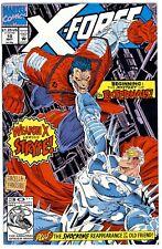 1)X-FORCE Vol.1 #10(5/92)6th DEADPOOL/1st EXTERNALS(CABLE/X-MEN)(CGC WORTHY)9.8!