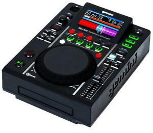 """Gemini MDJ-600 Professional DJ and CD Media Player 4.3"""" Display USB MIDI MDJ600"""