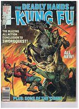 Deadly Hands Kung Fu 30, Marvel, Jack of Hearts, White Tiger, Earl Norem, Perez