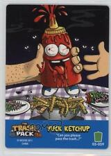 2011 The Trash Pack Trading Card Game Base #059 Yuck Ketchup Gaming 1t5