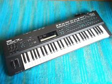Yamaha DX7IID Synthesizer -New Internal Battery, Factory Sound Installed -C487