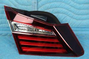 For 2016-2017 Honda Accord Tail Light Assembly Right Inner 95258QV Sedan