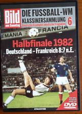 Fussball WM Klassikersammlung 6 Halbfinale 1982 Deutschland - Frankreich, BamS
