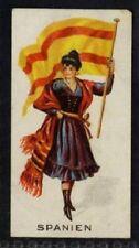 More details for (gj525-100) j. & f. bell, women of all nations, #59 spanien 1925 g-vg