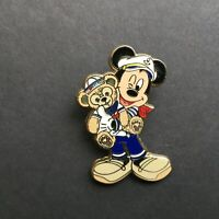 Sailor Mickey Mouse with Duffy the Disney Bear - Disney Pin 81338