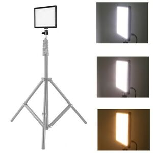 Photo Video Fill-IN Light LED Photography Camera Lamp Panel for Photographing