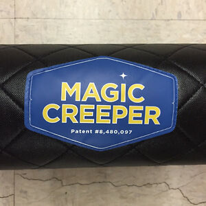 Magic Creeper The Roll Up Low Ground Clearance Automotive & Household Creeper