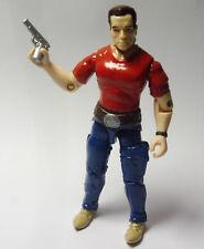 "Gi joe arnold schwarzenegger Last action hero movie 1993 4"" custom"