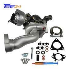 Turbolader Citroen Fiat Peugeot 2.0HDi 128PS-163PS RHH AHZ 806499-2 +Montagesatz