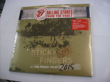 ROLLING STONES - STICKY FINGERS LIVE AT THE FONDA THEATRE 2015 - 3LP + DVD NEW