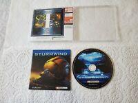 Sturmwind for Sega Dreamcast SHMUP Region Free